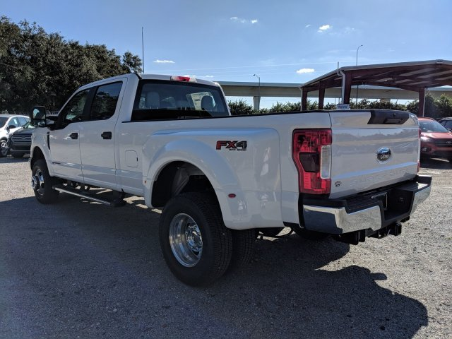 2019 F-350 Crew Cab DRW 4x4,  Pickup #K0847 - photo 4