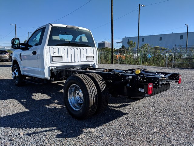 2019 F-350 Regular Cab DRW 4x2,  Cab Chassis #K0974 - photo 4