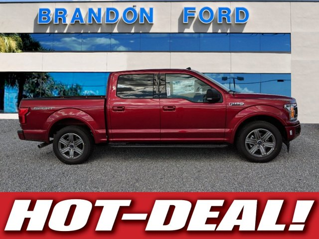 2019 F-150 SuperCrew Cab 4x2,  Pickup #K1132 - photo 1