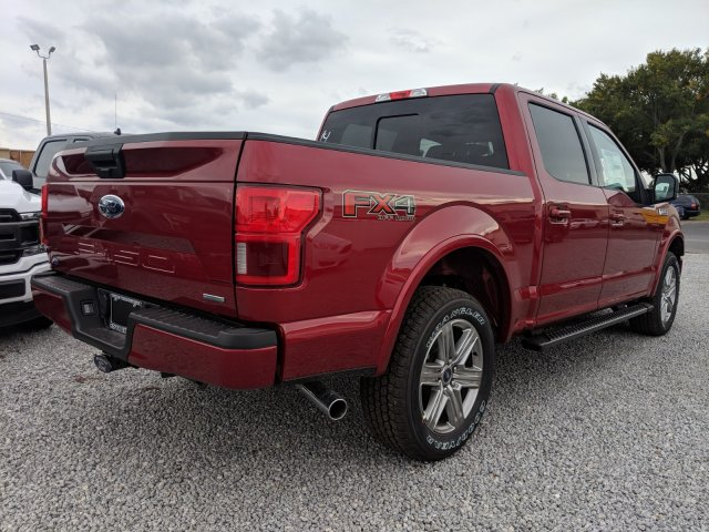 2019 F-150 SuperCrew Cab 4x4,  Pickup #K1166 - photo 2
