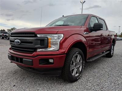 2019 F-150 SuperCrew Cab 4x4,  Pickup #K1166 - photo 5