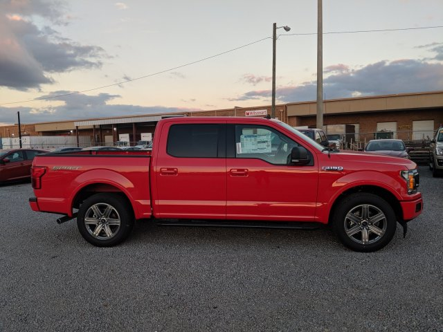 2019 F-150 SuperCrew Cab 4x2,  Pickup #K1188 - photo 5