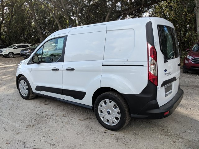 2019 Transit Connect 4x2,  Empty Cargo Van #K1242 - photo 3