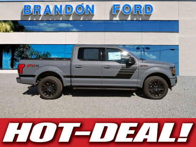 2019 F-150 SuperCrew Cab 4x4,  Pickup #K1314 - photo 1