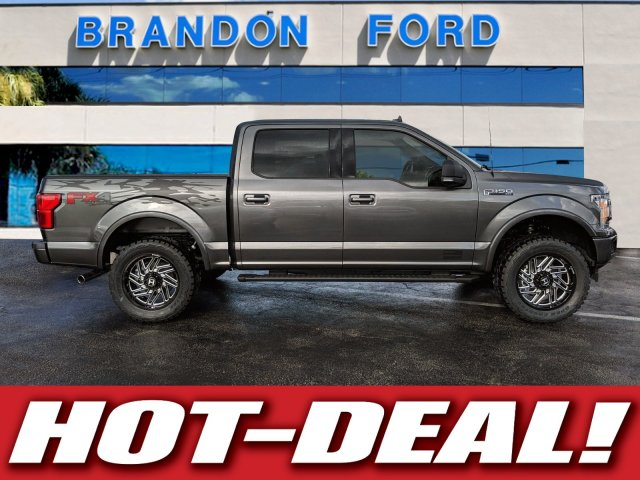 2019 F-150 SuperCrew Cab 4x4,  Pickup #K1339 - photo 1
