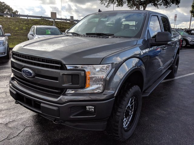 2019 F-150 SuperCrew Cab 4x4,  Pickup #K1339 - photo 5