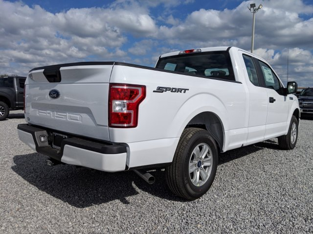 2019 F-150 Super Cab 4x2,  Pickup #K1355 - photo 2