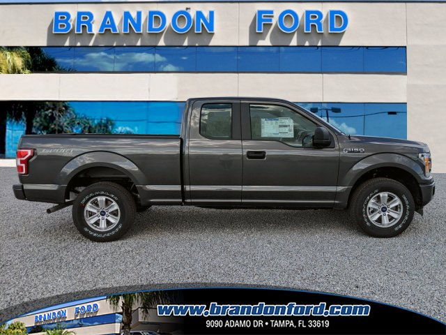 2019 F-150 Super Cab 4x4,  Pickup #K1374 - photo 1