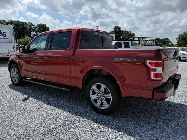 2019 Ford F-150 SuperCrew Cab 4x2, Pickup #M1784A - photo 9