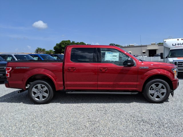 2019 Ford F-150 SuperCrew Cab 4x2, Pickup #M1784A - photo 30