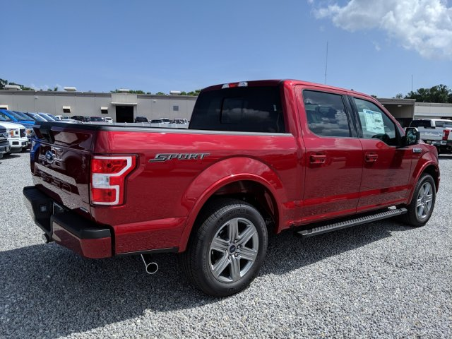 2019 Ford F-150 SuperCrew Cab 4x2, Pickup #M1784A - photo 2