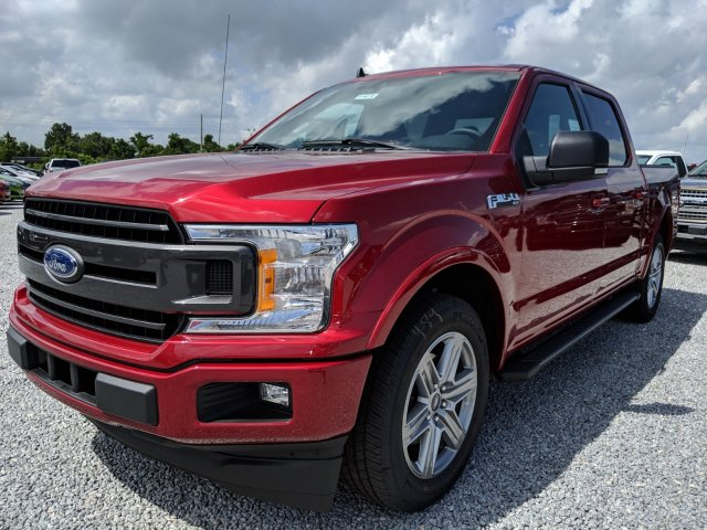 2019 Ford F-150 SuperCrew Cab 4x2, Pickup #M1784A - photo 3