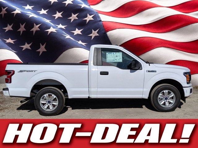 2019 F-150 Regular Cab 4x2, Pickup #K7176 - photo 1