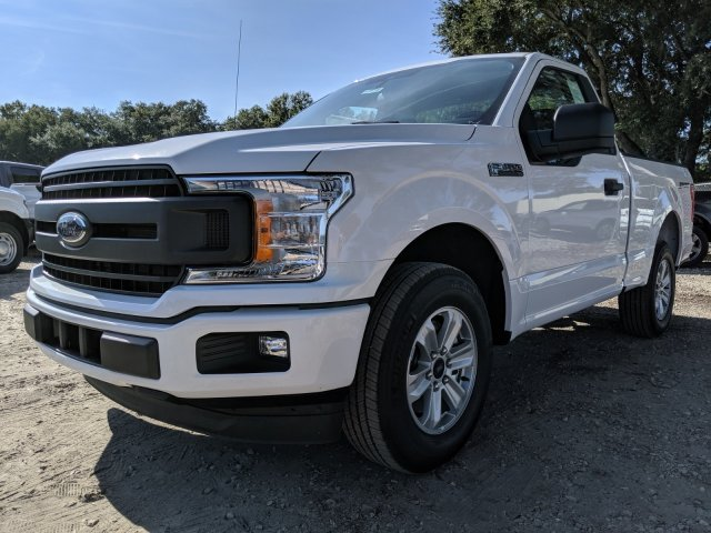 2019 F-150 Regular Cab 4x2, Pickup #K7176 - photo 3