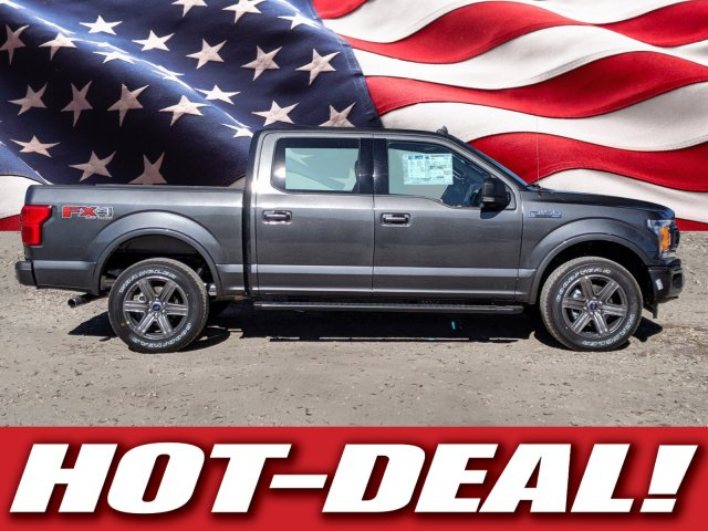 2020 Ford F-150 SuperCrew Cab 4x4, Pickup #L0954 - photo 1