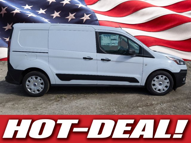 2020 Ford Transit Connect FWD, Empty Cargo Van #L1963 - photo 1