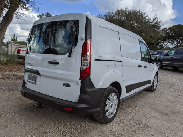 2020 Ford Transit Connect FWD, Empty Cargo Van #L1965 - photo 3