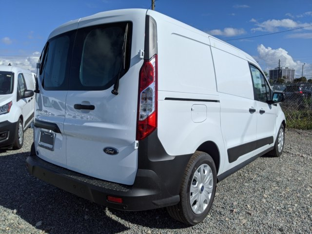 2020 Ford Transit Connect FWD, Empty Cargo Van #L2282 - photo 3