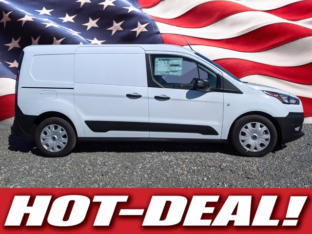 2020 Ford Transit Connect FWD, Empty Cargo Van #L2303 - photo 1
