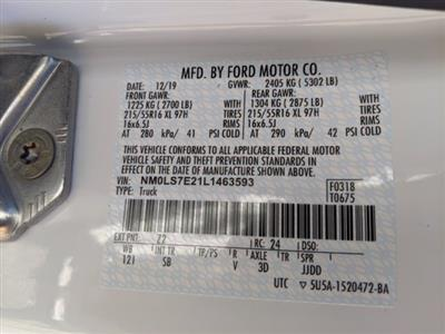 2020 Ford Transit Connect FWD, Empty Cargo Van #L2306 - photo 23