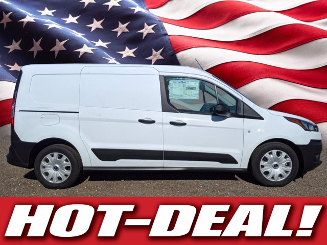 2020 Ford Transit Connect FWD, Empty Cargo Van #L2320 - photo 1