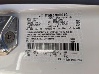 2020 Ford Transit Connect FWD, Empty Cargo Van #L2320 - photo 22