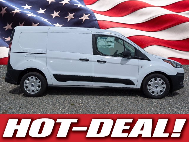 2020 Ford Transit Connect FWD, Empty Cargo Van #L2321 - photo 1
