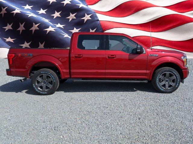 2020 F-150 SuperCrew Cab 4x4, Pickup #L2403 - photo 1