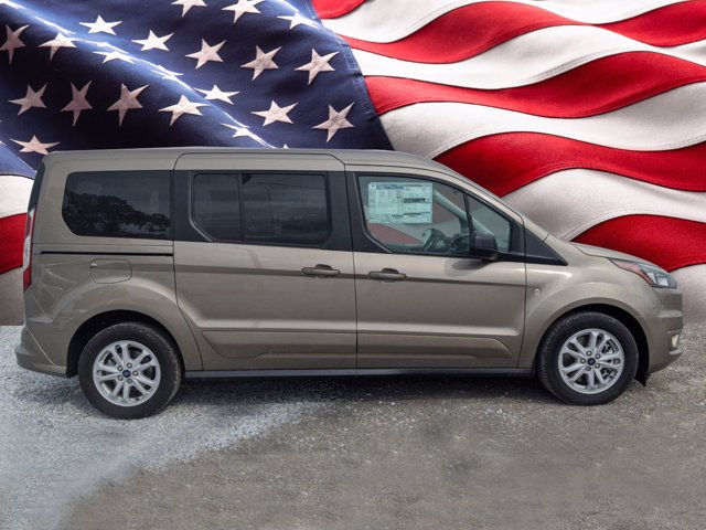 2020 Ford Transit Connect FWD, Passenger Wagon #DL4059 - photo 1