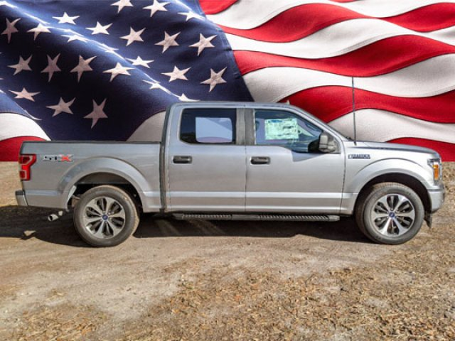 2020 F-150 SuperCrew Cab 4x2, Pickup #L2592 - photo 1