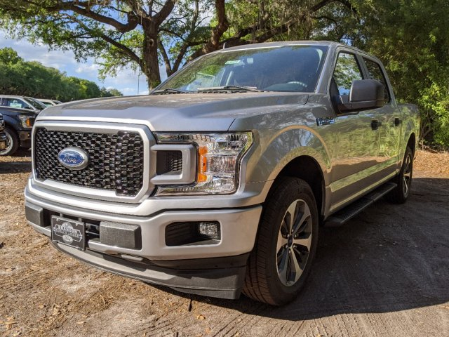 2020 F-150 SuperCrew Cab 4x2, Pickup #L2592 - photo 3