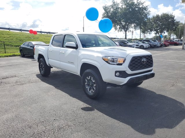 2016 Toyota Tacoma Double Cab 4x4, Pickup #L2665A - photo 1