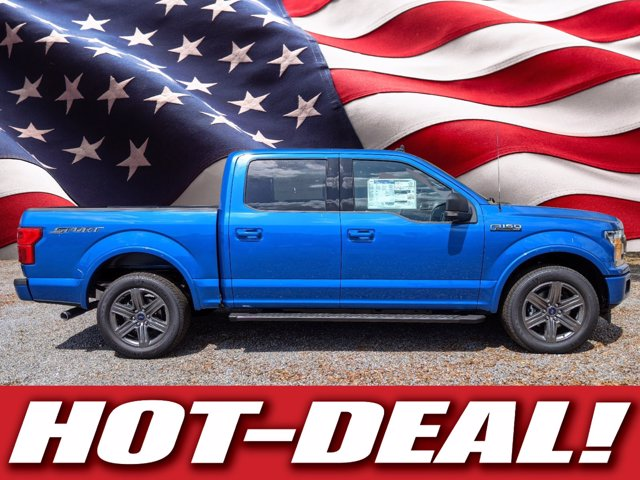 2020 Ford F-150 SuperCrew Cab RWD, Pickup #L2722 - photo 1