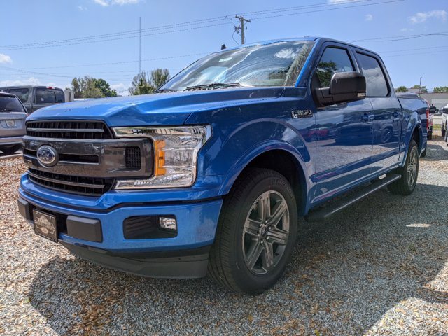 2020 Ford F-150 SuperCrew Cab RWD, Pickup #L2722 - photo 3