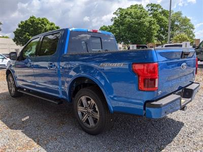2020 Ford F-150 SuperCrew Cab RWD, Pickup #L2722 - photo 30