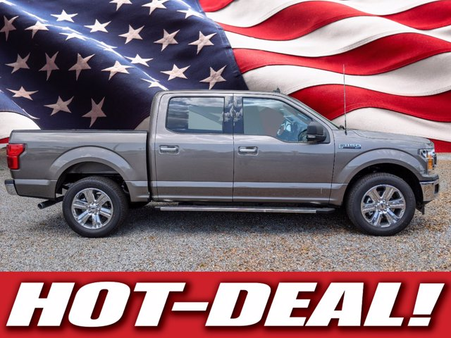 2020 Ford F-150 SuperCrew Cab RWD, Pickup #L2726 - photo 1