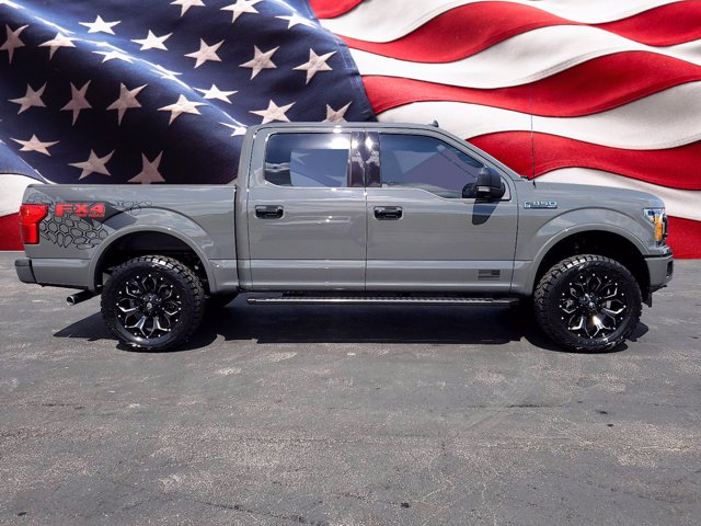 2020 F-150 SuperCrew Cab 4x4, Pickup #L2776 - photo 1