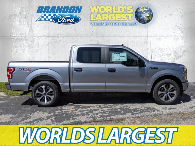 2020 F-150 SuperCrew Cab 4x2, Pickup #L2935 - photo 1