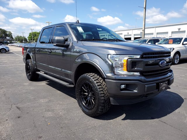 2020 F-150 SuperCrew Cab 4x4, Pickup #L2995 - photo 2