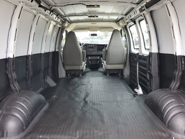 2019 Chevrolet Express 2500 RWD, Empty Cargo Van #L3298A - photo 1