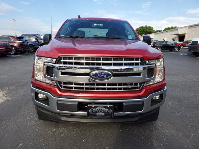 2020 Ford F-150 SuperCrew Cab RWD, Pickup #L3299 - photo 3