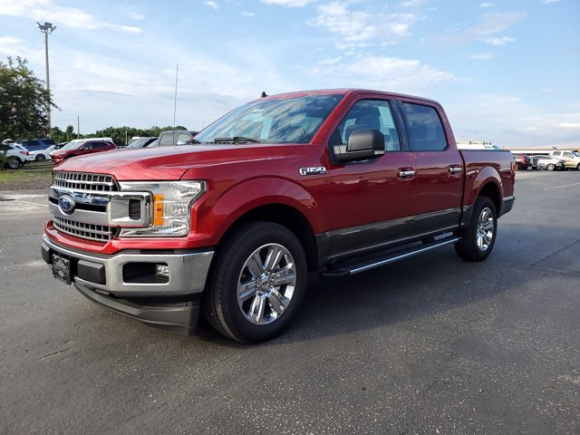 2020 Ford F-150 SuperCrew Cab RWD, Pickup #L3299 - photo 4