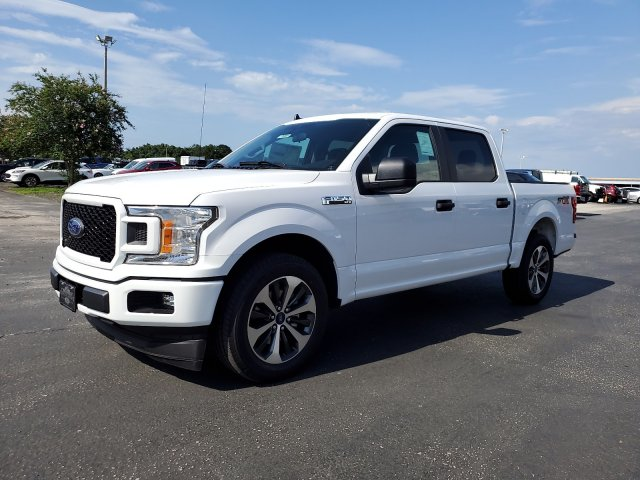 2020 Ford F-150 SuperCrew Cab RWD, Pickup #L3301 - photo 4