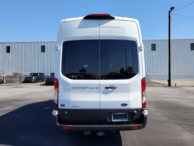 2020 Ford Transit 350 HD High Roof DRW 4x2, Passenger Wagon #L3379 - photo 9