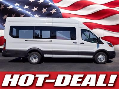 2020 Ford Transit 350 HD High Roof DRW 4x2, Passenger Wagon #L3379 - photo 1