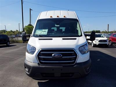 2020 Ford Transit 350 HD High Roof DRW 4x2, Passenger Wagon #L3379 - photo 3