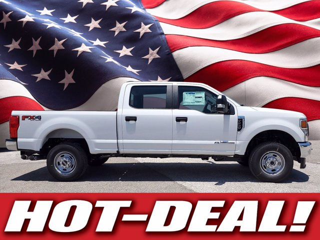 2020 Ford F-250 Crew Cab 4x4, Pickup #L3417 - photo 1