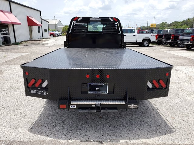 2020 Ford F-550 Crew Cab DRW 4x4, Bedrock Diamond Series Flatbed Body #L3464 - photo 8