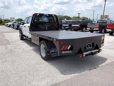 2020 Ford F-550 Crew Cab DRW 4x4, Bedrock Diamond Series Flatbed Body #L3464 - photo 7