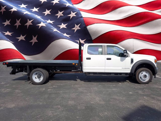 2020 Ford F-550 Crew Cab DRW 4x4, Cab Chassis #L3465 - photo 1